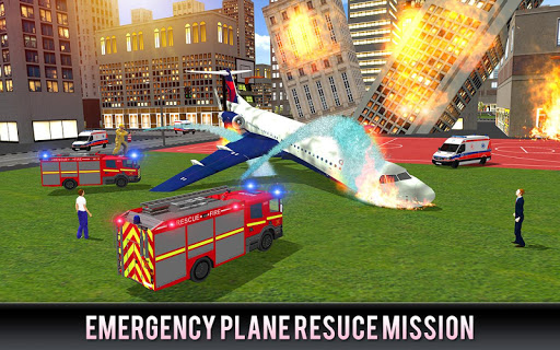 Firefighter Truck 911 Rescue: Emergency Driving 1.0.3 de.gamequotes.net 2