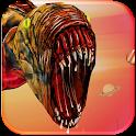 Alien Attack: spaceship escape icon