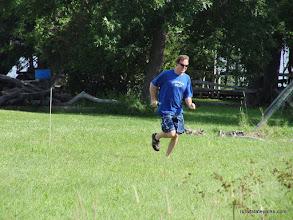Photo: Running at Knight Island State Park by Sara Hayes