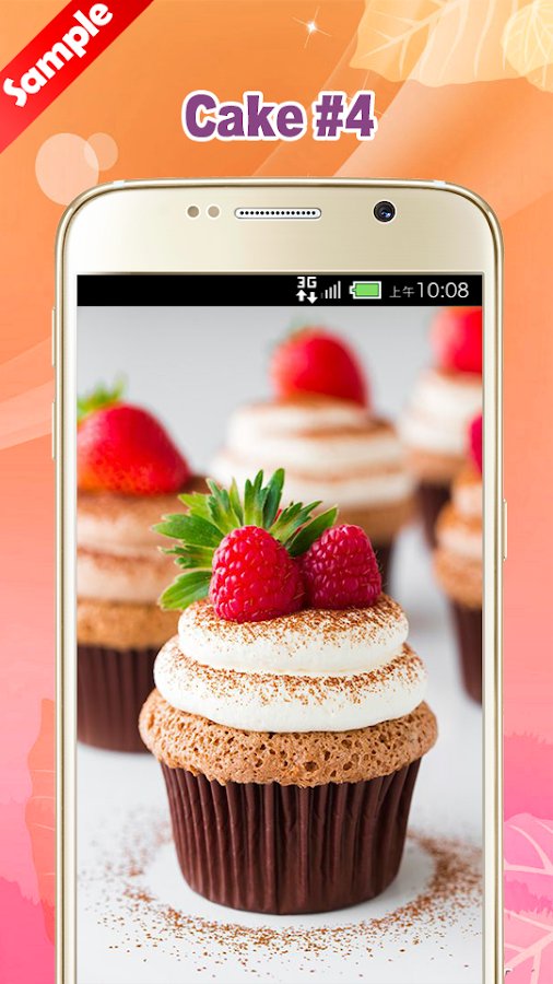 Cake Wallpaper Android Apps on Google Play