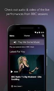 BBC Music Screenshot 1