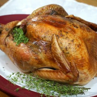 French Herb Roasted Turkey