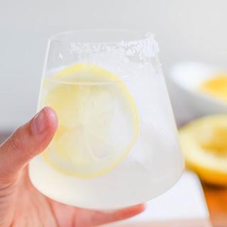Sparkling Lemonade Paloma's