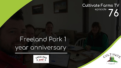 Freeland Pork 1 year anniversary