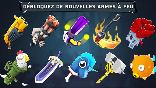 Télécharger Fury Wars - jeux en ligne mod apk screenshots 3