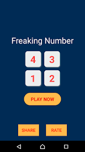 Freaking Number-Game of number - náhled