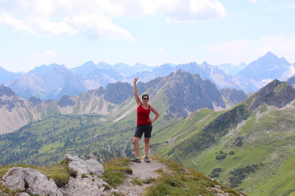 Wandern für Anfänger - Die hohe Kunst, Berge zu erobern