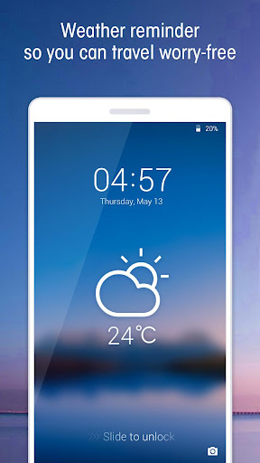 Lock Screen - DU Locker & Lock screen wallpaper 2.0.0 screenshots 8