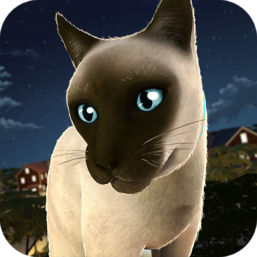 ???? Meow! Cute Kitty Puppy Cat 模擬 App LOGO-硬是要APP