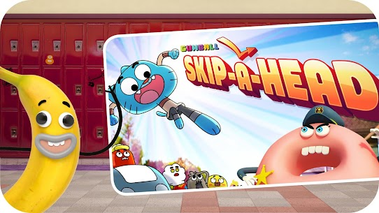 Skip-A-Head – Gumball MOD APK (Unlimited Money) 1