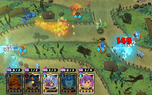 Beast Quest Ultimate Heroes screenshot 16