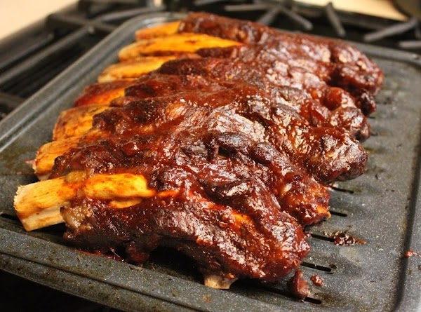 Barbecued Beef Ribs Recipe