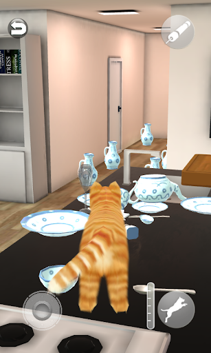 Talking Lovely Cat apkpoly screenshots 6