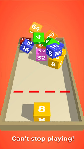 Chain Cube: 2048 3D merge game 1.17.03 screenshots 7