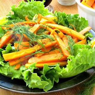 Tender Crisp Carrots