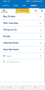 SeaWorld Discovery Guide- screenshot thumbnail