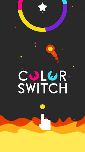 Télécharger Color Switch - Commutateur de couleur APK MOD (Astuce) screenshots 1
