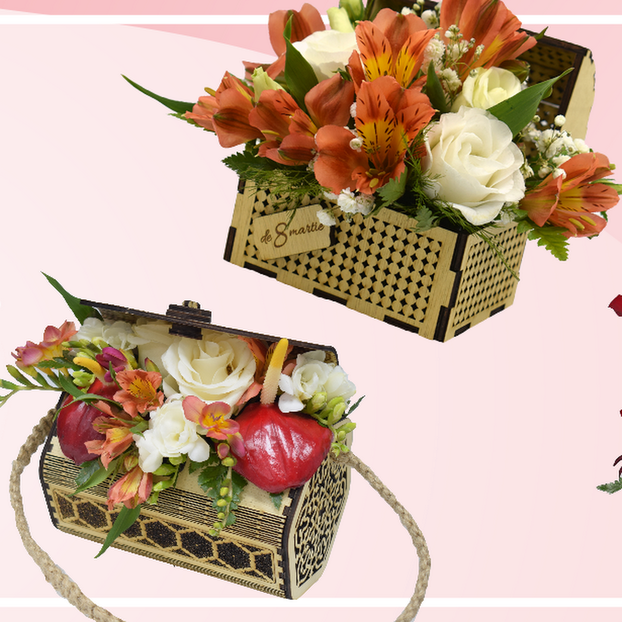 Secret Flower Box Flower Delivery In Targu Mures