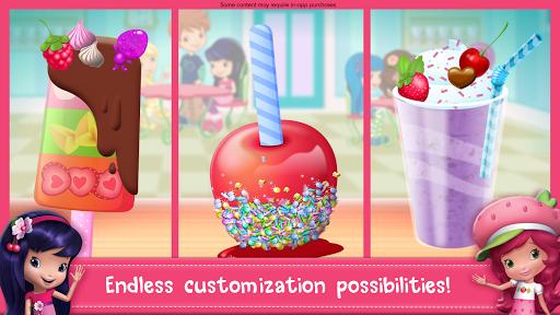 Strawberry Shortcake Sweet Shop screenshot 2