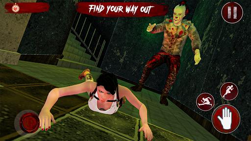 Pennywise killer clown Horror games 2020  screenshots 2