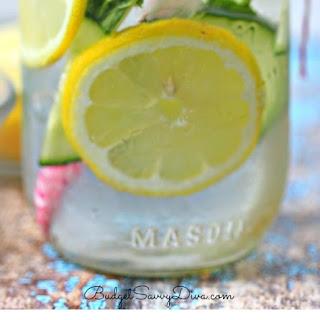Clear Skin Detox Water