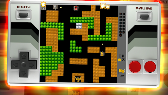 Dendy Tanks- screenshot thumbnail