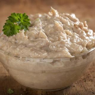Creamy Tuna Spread.