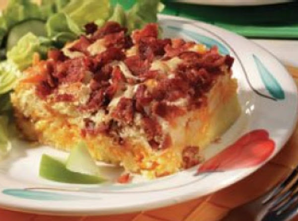 Cheesy Apple-bacon Brunch Recipe