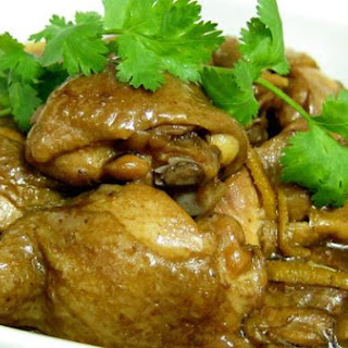 Braised Chicken Thigh 卤鸡腿