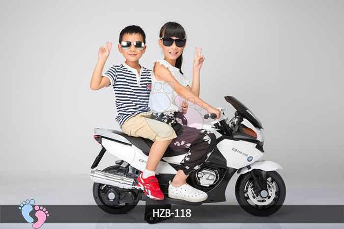 Xe mô tô điện cho bé HZB-118 4