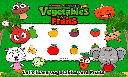 Marbel Fun Vegetable and Fruits screenshots 2