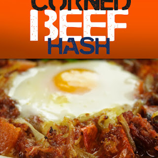 Paleo Breakfast Corned Beef Hash
