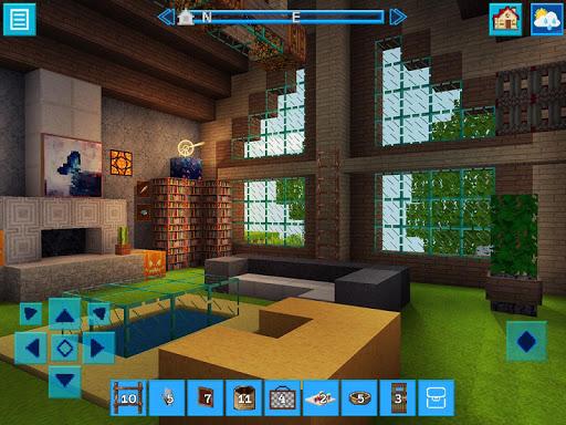JurassicCraft: Free Block Build & Survival Craft  screenshots 5
