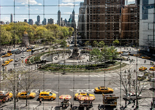 Photo: View from Time Warner Center