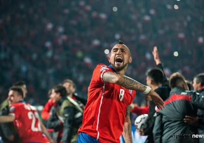 Pas de vainqueur entre Chili et Colombie