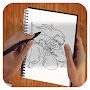 Learn to draw inuyasha APK icon
