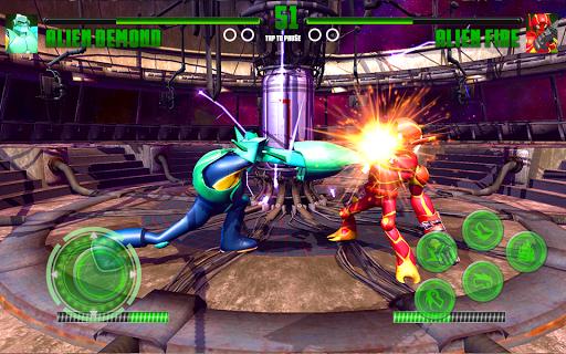 Hero Alien Force Arena Attack Mega Transform War 9.0 screenshots 6