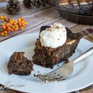 Sugar-Free Chocolate Pecan Pie