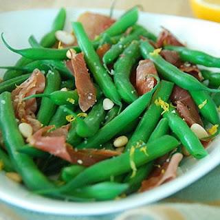 Green Beans & Prosciutto Recipe