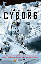 "Photo: Tombooktu Isaac Asimov´s ROBOT CITY  Puedes leer un fragmento de Cyborg aquí: http://b2l.bz/PndKzI  ""Cyborg"" William F. Wu Tamaño: 13.5 x 21 cm. Páginas: 208 Formato: Rústica"