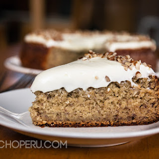 Not-Sure-I'll-Ever-Try-Another Banana Cake