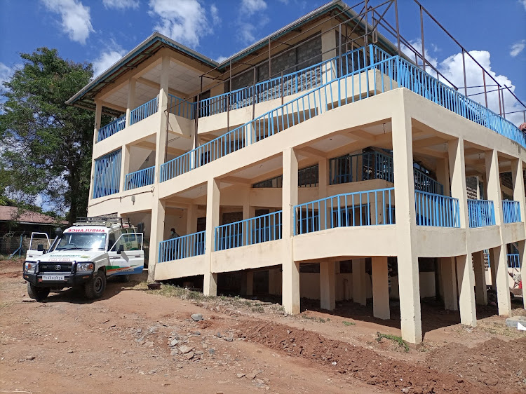 The Covid-19 isolation centre at Kitui County Referral Hospital