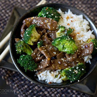 Pressure Cooker Beef and Broccoli.