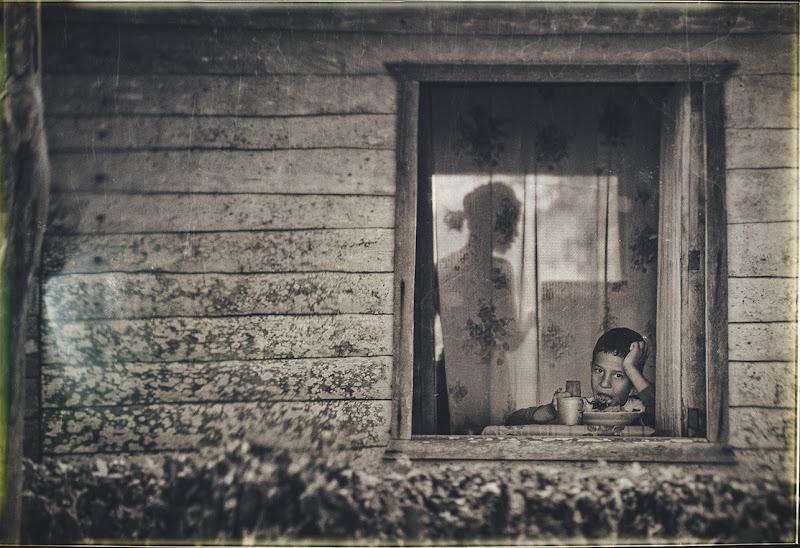 Le finestre di Mario Leclere