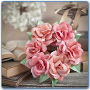 Origami rose flowers apps on google play origami rose flowers mightylinksfo