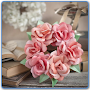 Origami Rose Flowers APK icon