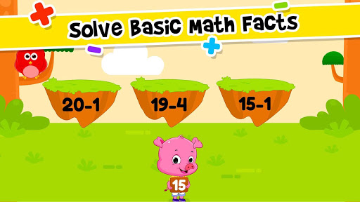 Addition and Subtraction for Kids - Math Games 1.8 screenshots 20
