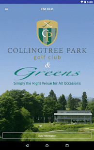 Collingtree Park Golf Club- screenshot thumbnail
