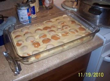 Momma's Bananas Pudding Recipe