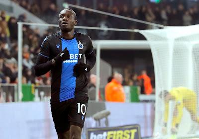 À quoi joue le Club de Bruges avec Mbaye Diagne ?